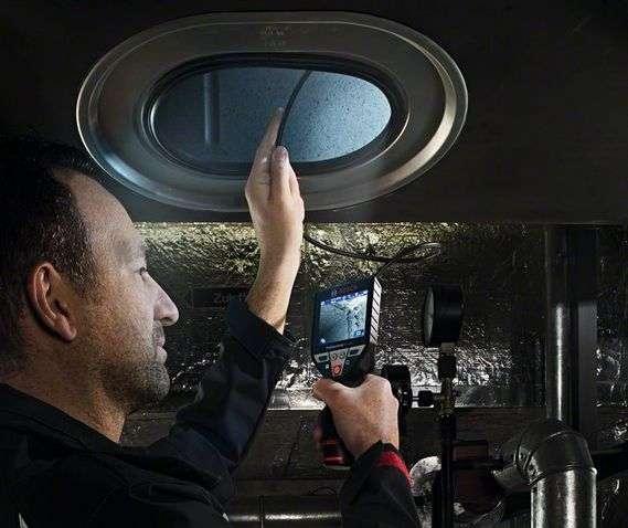 Bosch GIC 120 C Professional Akülü Denetim Kamerası