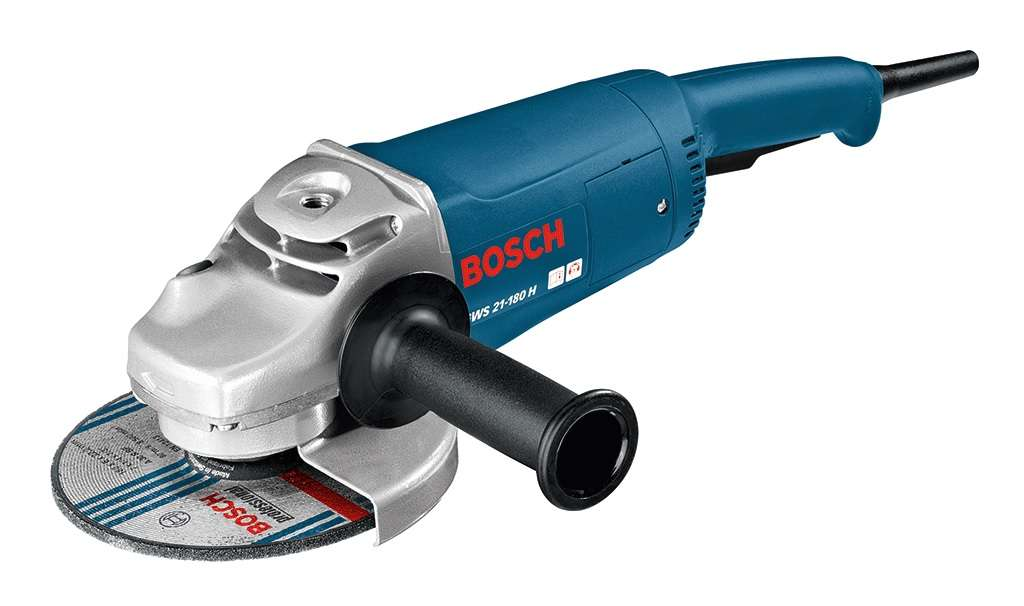 Bosch GWS 21-180 H Professional Taşlama Makinası