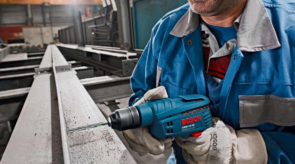 Bosch GBM 10 RE Professional Darbesiz Matkap