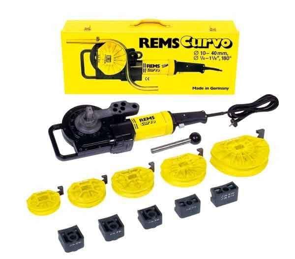 Rems Curvo Set 15-18-22-28 boru bükme makinası