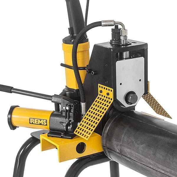 REMS Collum RG Yuvarlama yöntemiyle yiv açma makinesi