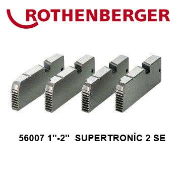 Rothenberger Pafta Tarağı  1-2  Supertronic 2 SE