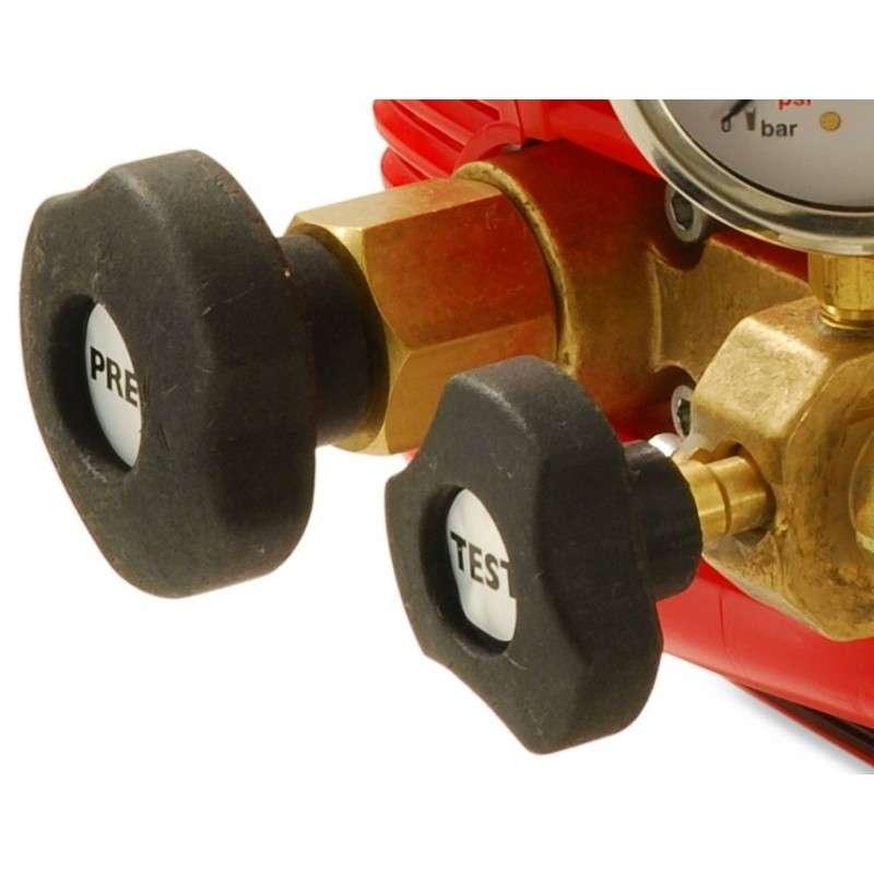 MGF Elektrikli Su test pompası 60 Bar.