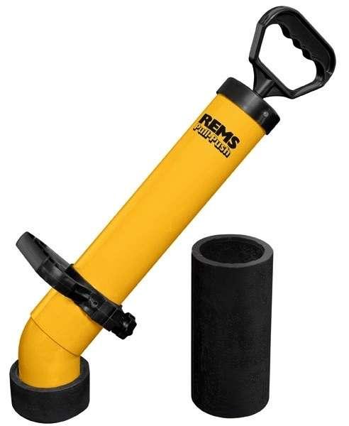Rems pull-push basınçlı klozet temizleme pompası