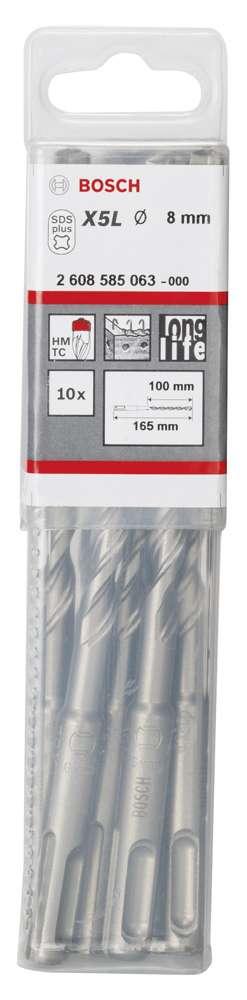 plus-7 8*165 mm 10'lu Paket