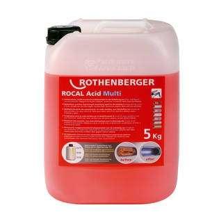Petek temizleme kimyasalı Rocal acid Multi 5 kg.