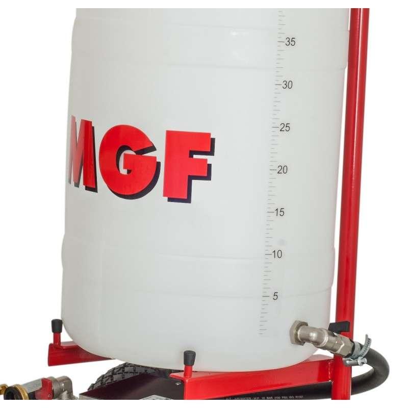 MGF Tsunami tesisat ve petek yıkama makinası (7 Bar 60 litre)