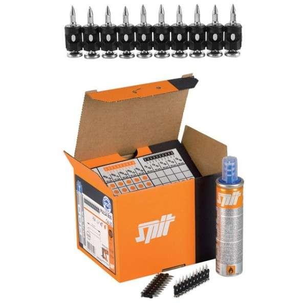 Spit Pulsa 800 C6-35 (500 Ad.35 mm beton çivisi +gaz)