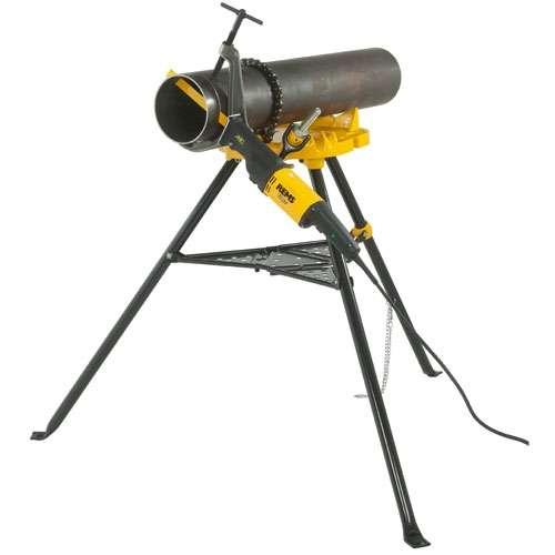 Zincirli boru mengenesi 6'' -150 mm (Rems Aquila 3