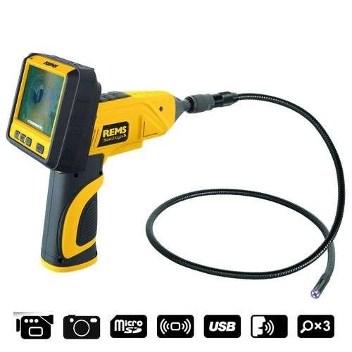 REMS CAm Scope S Gözlem kamerası set 16-1