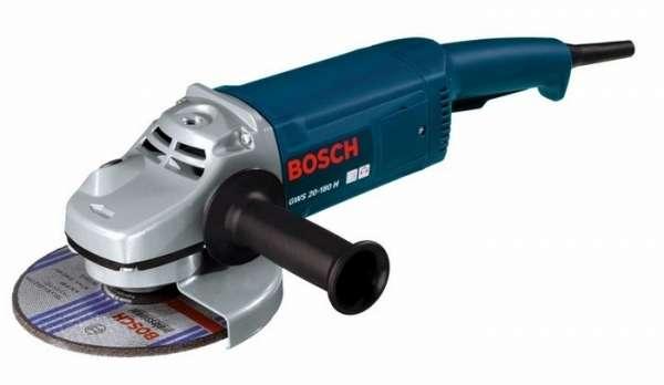 Bosch GWS 20-180 H Professional Taşlama Makinası