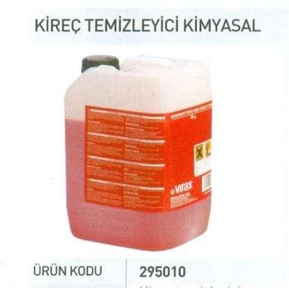 Virax Kireç temizleyici kimyasal