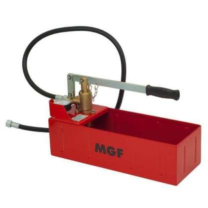 MGF Manuel su test pompası, 60 bar