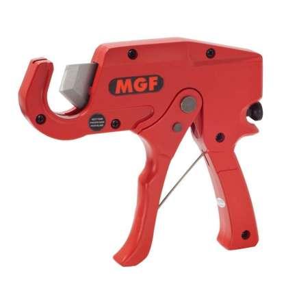 MGF Plastik boru kesme makası  35 mm otomatik geri çekme mandallı