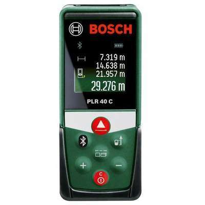 Bosch PLR 40 C Lazerli Uzaklık Ölçer