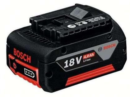 Bosch GBA 18 V M-C Akü (4 Ah)