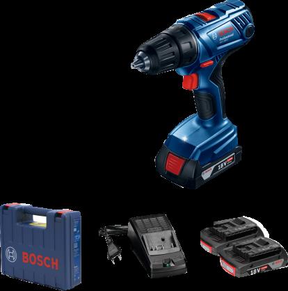 Bosch Professional GSR 180-LI Akülü Vidalama Makinesi