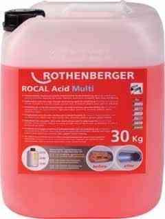 Petek temizleme kimyasalı Rocal acid Multi 30 kg.
