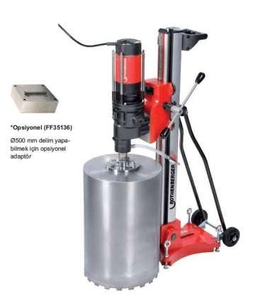 RODIACUT® 400 PRO (sehpa) + RODIADRILL 500 (motor) Karot makinesi