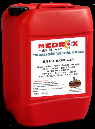 Medrox Multix  Petek temizleme kimyasalı 10 Kg.