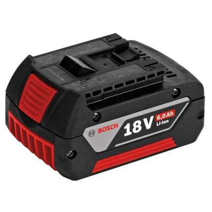 Bosch GBA 18 V M-C Akü (6 Ah)