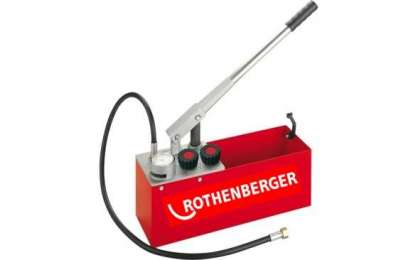Rothenberger TP 120 bar Manuel Test Pompası