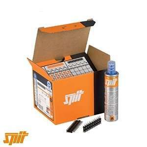 Spit Pulsa 800P C6-20 (500 Ad.20 mm beton çivisi +gaz kartuş)