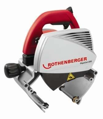 Rothenberger PIPECUT 200 U Set Portatif Boru Kesme