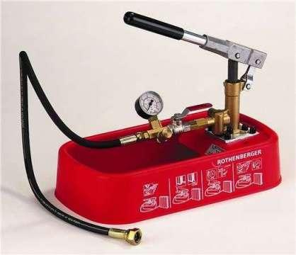Rothenberger RP 30 Test Pompası